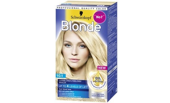 lyst hår farve