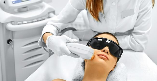 laser-behandling