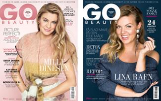 Kontakt GO Beauty - DK's mest læste skønhedsmagasin med + 50.000 læsere hver måned