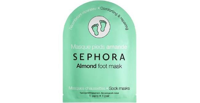 sephora-almond-foot-mask
