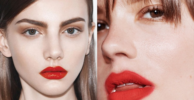 makeup-the-classic-red