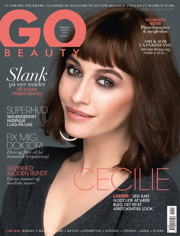 Gobeauty #45 - Cecilie Lassen
