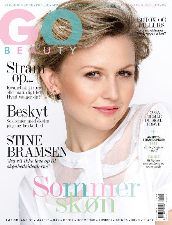 Gobeauty #46 - Stine Bramsen