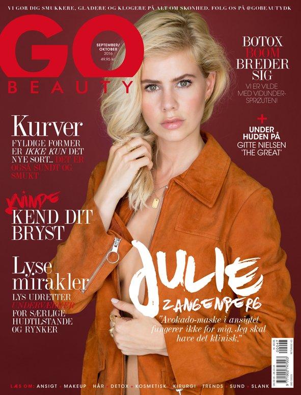 Gobeauty #47 - Julie Zangenberg