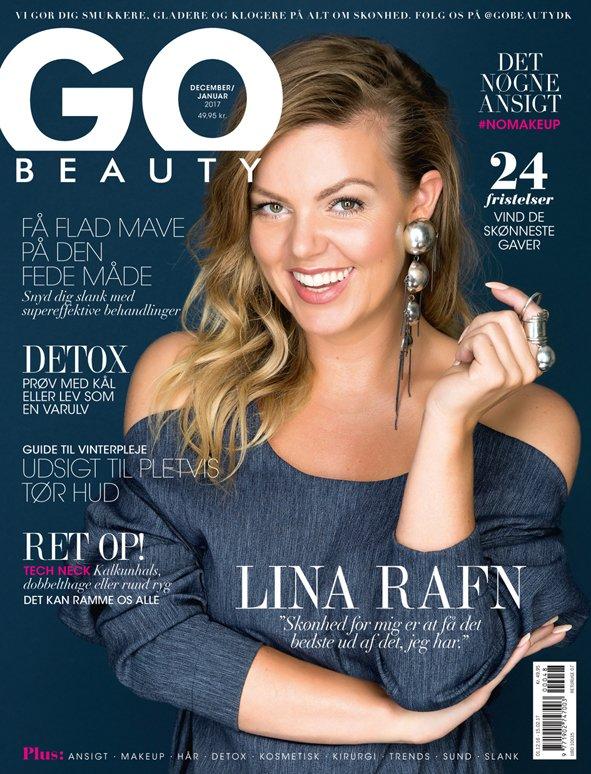 Gobeauty #48 - Lina Rafn