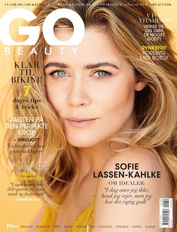 Gobeauty #50 - Sofie Lassen Kahlke