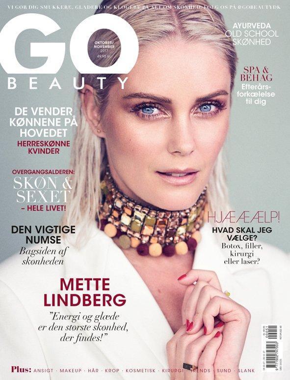 Gobeauty #51 - Mette Lindberg