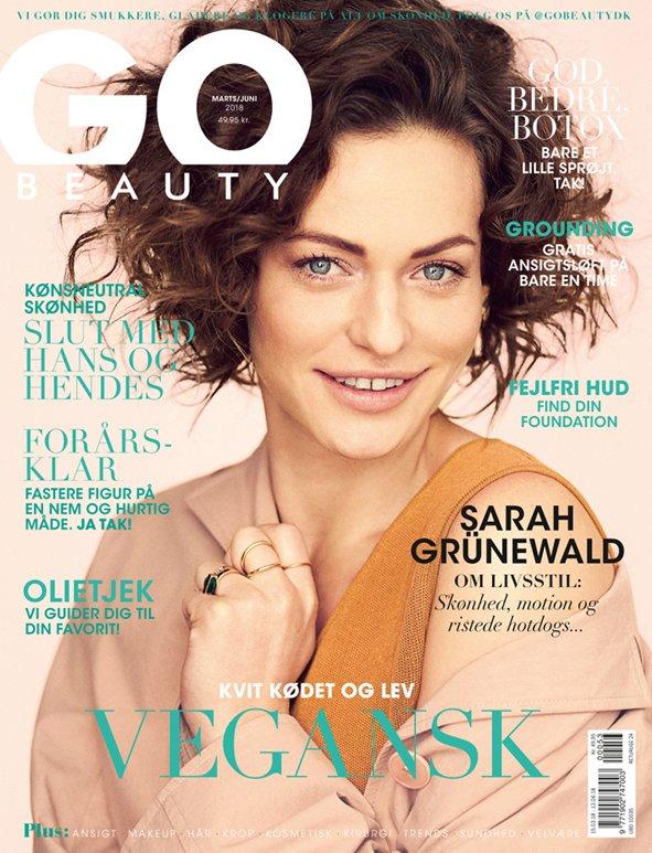Gobeauty #53 - Sarah Grunewald