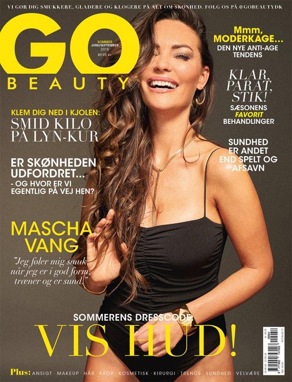 Gobeauty #54 - Mascha Vang