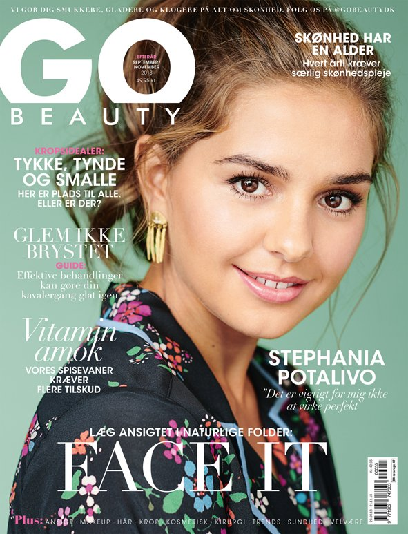 Gobeauty #55 - Stephania Potalivo
