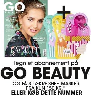Køb GO Beauty magasinet