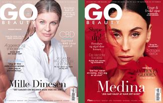 Kontakt GO Beauty - Danmarks største og mest læste skønheds- og livsstilsmagasin