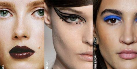 5 makeup tendenser, du bør kende dette efterår