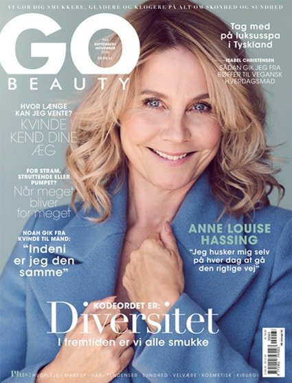 GO Beauty #63 - Anne Louise Hassing